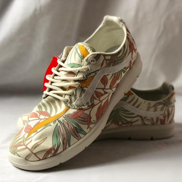 336146643805 Vans Iso 1.5 California Floral Marsh
